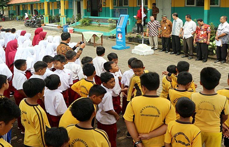 Gagahnya KIPIN di Sekolah Dasar Negeri 02 Karangtengah – Baturraden – Jawa Tengah