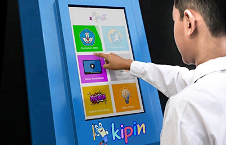 Kipin ATM mempermudah Pelajar Mendapatkan Materi Pembelajaran Sekolah Dengan Gratis