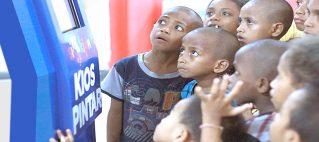 KIPIN Sentuh  Daerah 3T Melalui Panti Asuhan Roslin Kupang – Nusa Tenggara Timur