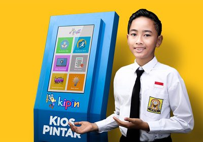 Kipin ATM: Perpustakaan Digital