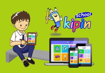 Kipin School : Mobile App Untuk Siswa
