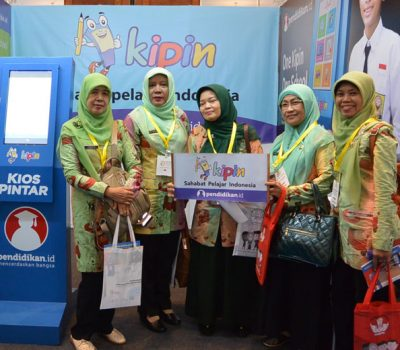 Kipin ATM (Automatic Teaching Machine) Membantu Guru Mengajar