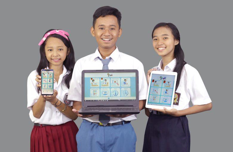 Gratika-Telkomsel Luncurkan Aplikasi Belajar KIPIN Mobile, Sahabat Guru dan Pelajar Indonesia!