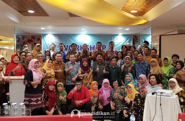 MGMP Biologi Jawa Timur dan Pendidikan.id Adakan Workshop – Launching Media Pembelajaran Abad 21