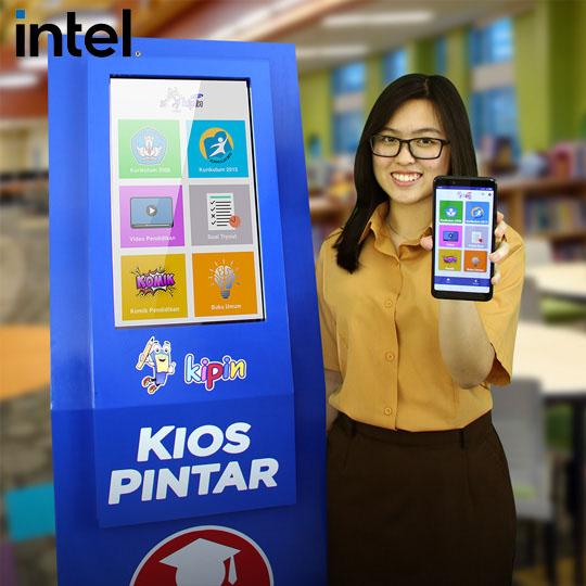Kipin ATM : Perpustakaan Digital Terlengkap dan Tercanggih Untuk Sekolah Diseluruh  Indonesia
